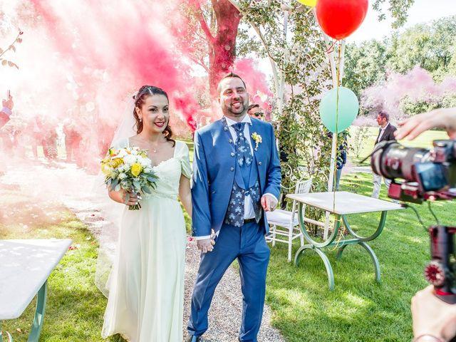 Il matrimonio di Dario e Jennifer a Mazzano, Brescia 133