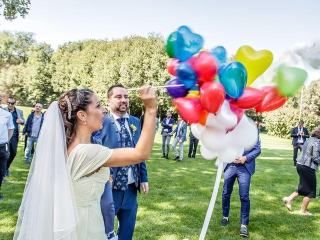 Il matrimonio di Dario e Jennifer a Mazzano, Brescia 134