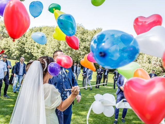 Il matrimonio di Dario e Jennifer a Mazzano, Brescia 135