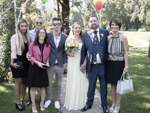Il matrimonio di Dario e Jennifer a Mazzano, Brescia 140