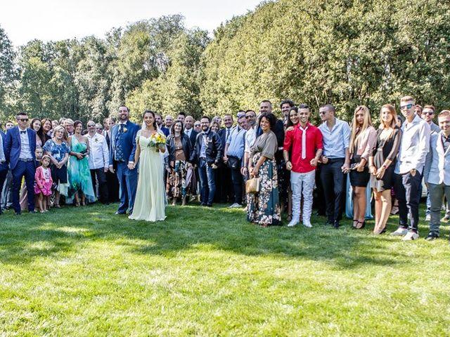 Il matrimonio di Dario e Jennifer a Mazzano, Brescia 142