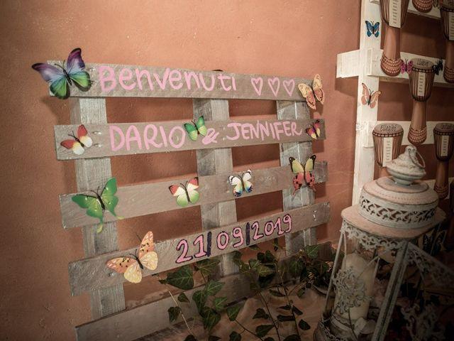 Il matrimonio di Dario e Jennifer a Mazzano, Brescia 150