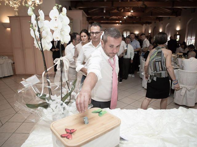 Il matrimonio di Dario e Jennifer a Mazzano, Brescia 161