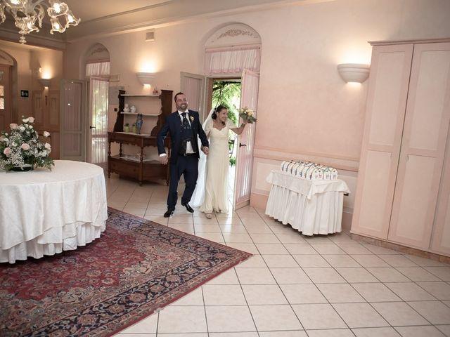 Il matrimonio di Dario e Jennifer a Mazzano, Brescia 163