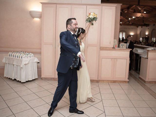 Il matrimonio di Dario e Jennifer a Mazzano, Brescia 164