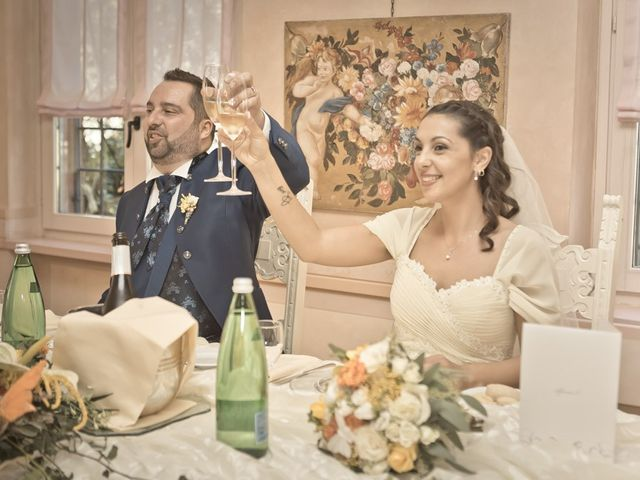 Il matrimonio di Dario e Jennifer a Mazzano, Brescia 167