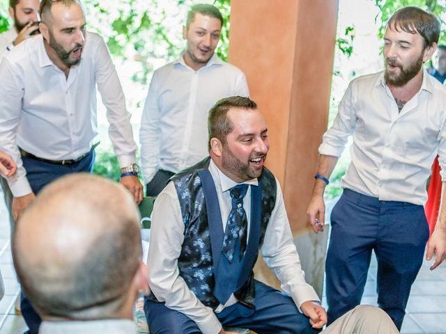 Il matrimonio di Dario e Jennifer a Mazzano, Brescia 170