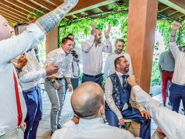 Il matrimonio di Dario e Jennifer a Mazzano, Brescia 171