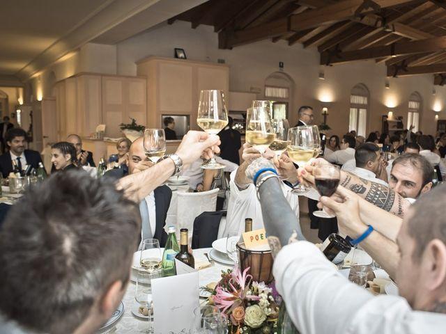 Il matrimonio di Dario e Jennifer a Mazzano, Brescia 173