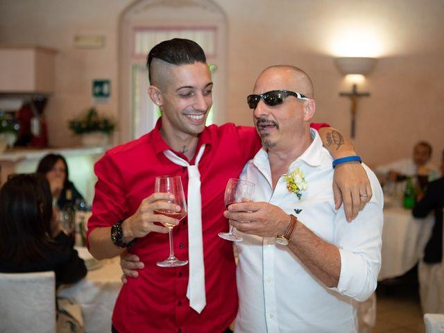 Il matrimonio di Dario e Jennifer a Mazzano, Brescia 175