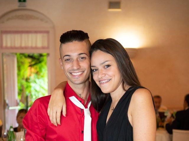 Il matrimonio di Dario e Jennifer a Mazzano, Brescia 176