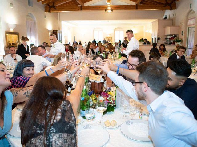 Il matrimonio di Dario e Jennifer a Mazzano, Brescia 179