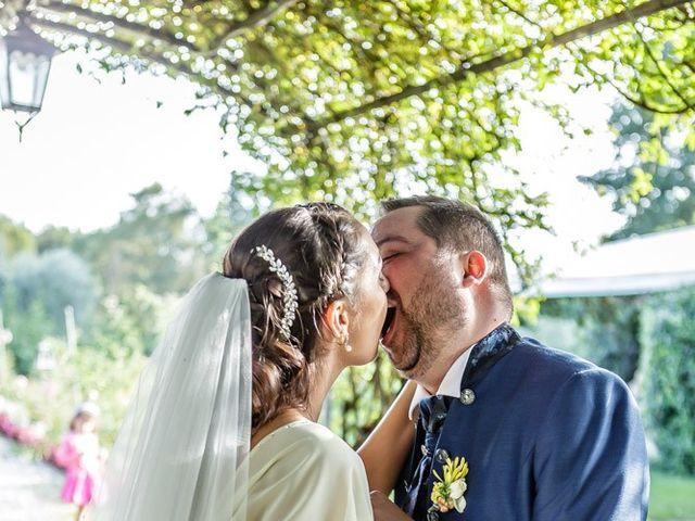 Il matrimonio di Dario e Jennifer a Mazzano, Brescia 181