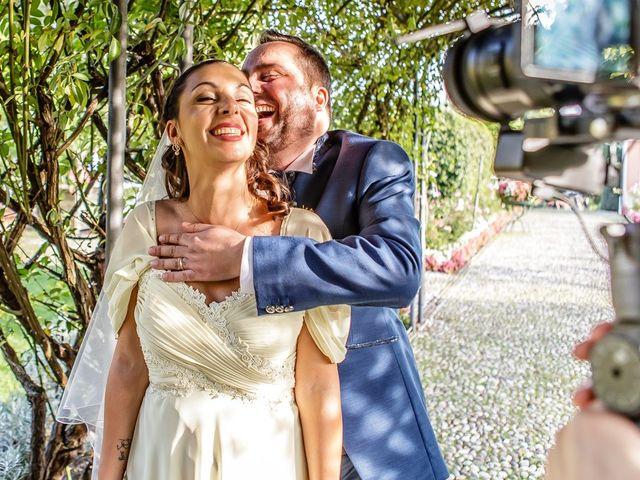 Il matrimonio di Dario e Jennifer a Mazzano, Brescia 184