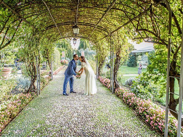 Il matrimonio di Dario e Jennifer a Mazzano, Brescia 185