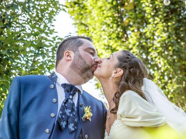 Il matrimonio di Dario e Jennifer a Mazzano, Brescia 1