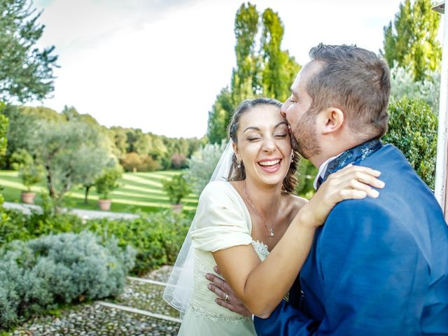 Il matrimonio di Dario e Jennifer a Mazzano, Brescia 190