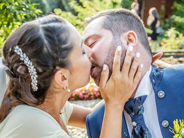 Il matrimonio di Dario e Jennifer a Mazzano, Brescia 192