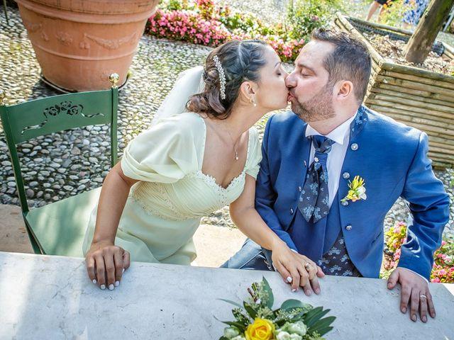 Il matrimonio di Dario e Jennifer a Mazzano, Brescia 197