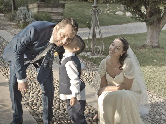 Il matrimonio di Dario e Jennifer a Mazzano, Brescia 199