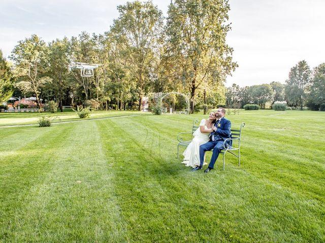 Il matrimonio di Dario e Jennifer a Mazzano, Brescia 203