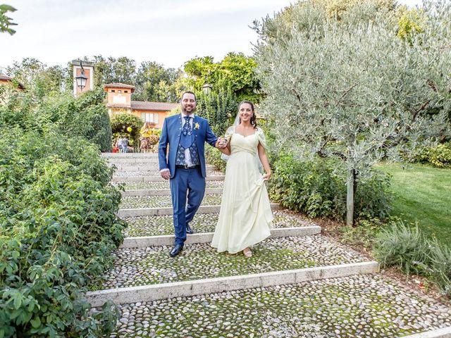 Il matrimonio di Dario e Jennifer a Mazzano, Brescia 204