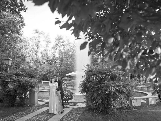 Il matrimonio di Dario e Jennifer a Mazzano, Brescia 205