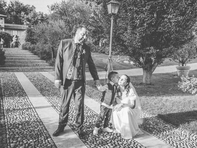 Il matrimonio di Dario e Jennifer a Mazzano, Brescia 206