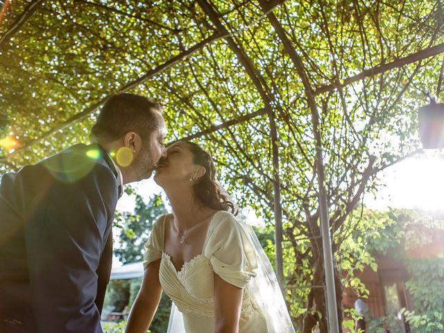 Il matrimonio di Dario e Jennifer a Mazzano, Brescia 207