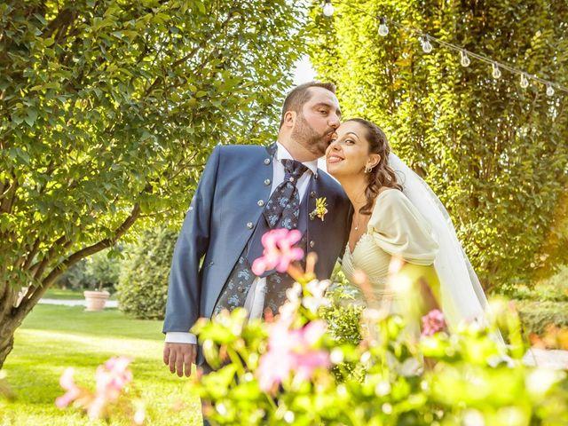 Le nozze di Jennifer e Dario
