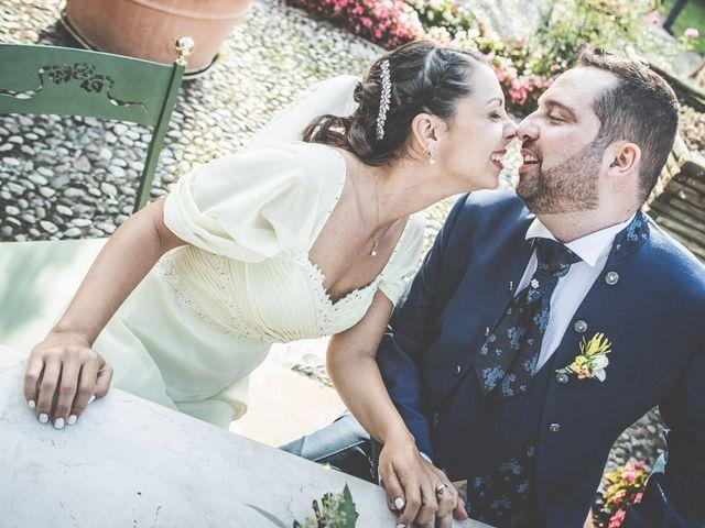 Il matrimonio di Dario e Jennifer a Mazzano, Brescia 211