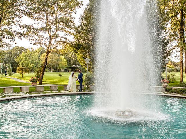 Il matrimonio di Dario e Jennifer a Mazzano, Brescia 215