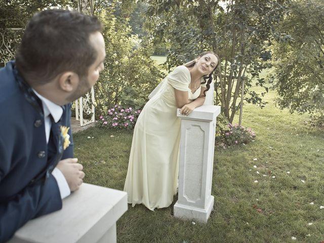 Il matrimonio di Dario e Jennifer a Mazzano, Brescia 219
