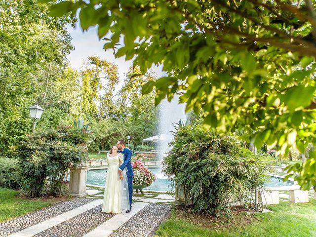 Il matrimonio di Dario e Jennifer a Mazzano, Brescia 221
