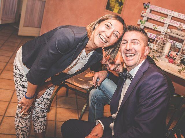 Il matrimonio di Dario e Jennifer a Mazzano, Brescia 223