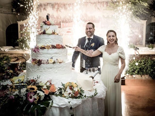 Il matrimonio di Dario e Jennifer a Mazzano, Brescia 230