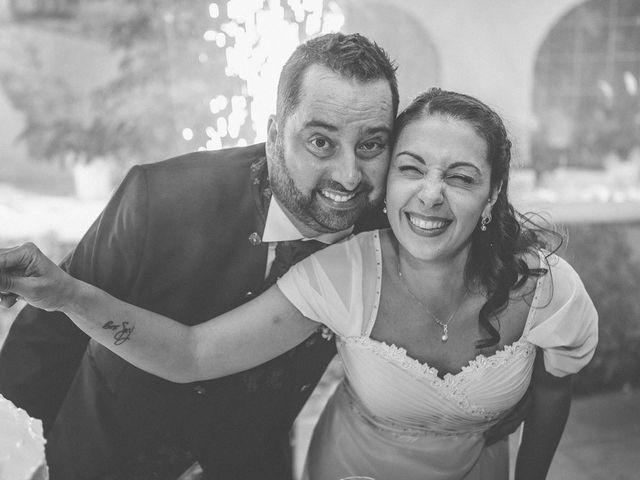Il matrimonio di Dario e Jennifer a Mazzano, Brescia 234