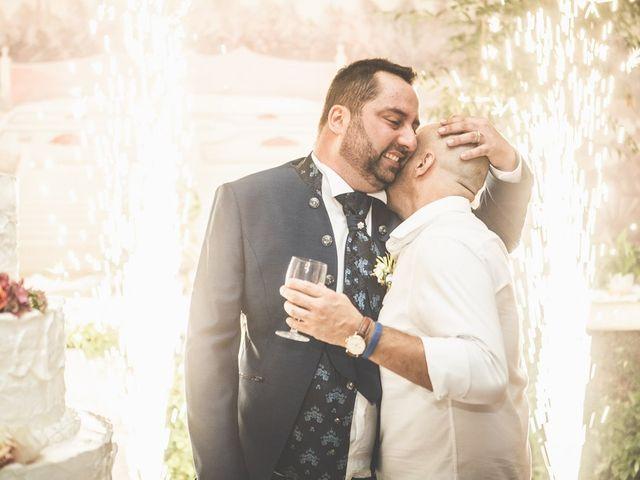 Il matrimonio di Dario e Jennifer a Mazzano, Brescia 239
