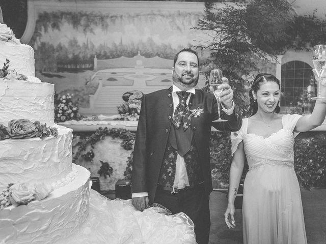 Il matrimonio di Dario e Jennifer a Mazzano, Brescia 240