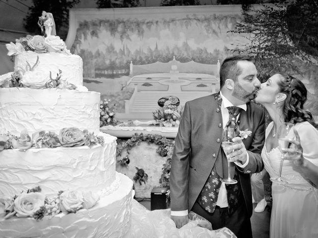 Il matrimonio di Dario e Jennifer a Mazzano, Brescia 241