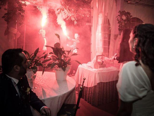 Il matrimonio di Dario e Jennifer a Mazzano, Brescia 246