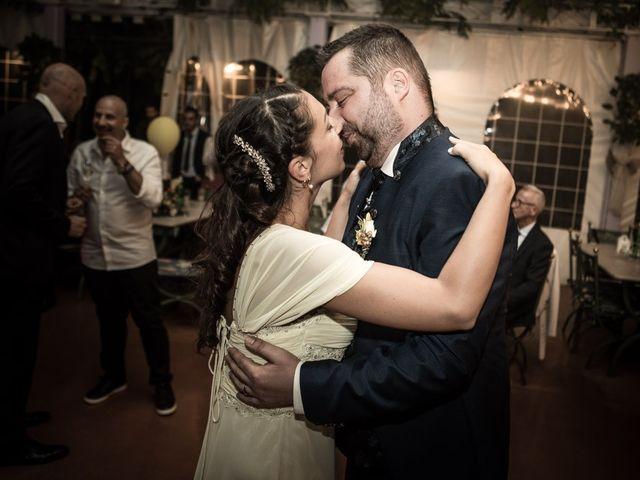 Il matrimonio di Dario e Jennifer a Mazzano, Brescia 257