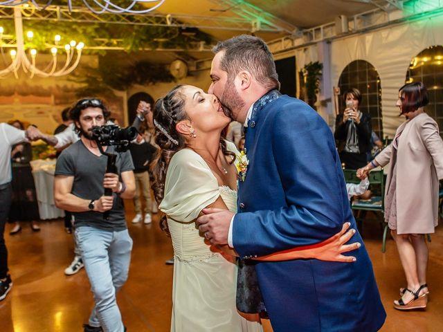 Il matrimonio di Dario e Jennifer a Mazzano, Brescia 258
