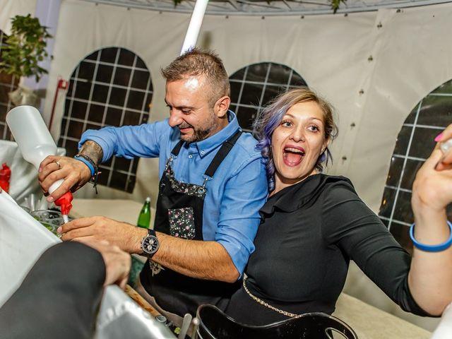Il matrimonio di Dario e Jennifer a Mazzano, Brescia 267