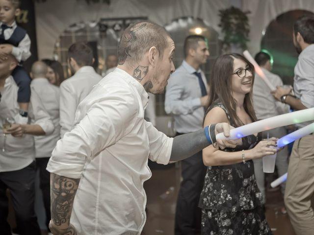 Il matrimonio di Dario e Jennifer a Mazzano, Brescia 273