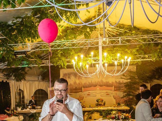 Il matrimonio di Dario e Jennifer a Mazzano, Brescia 279