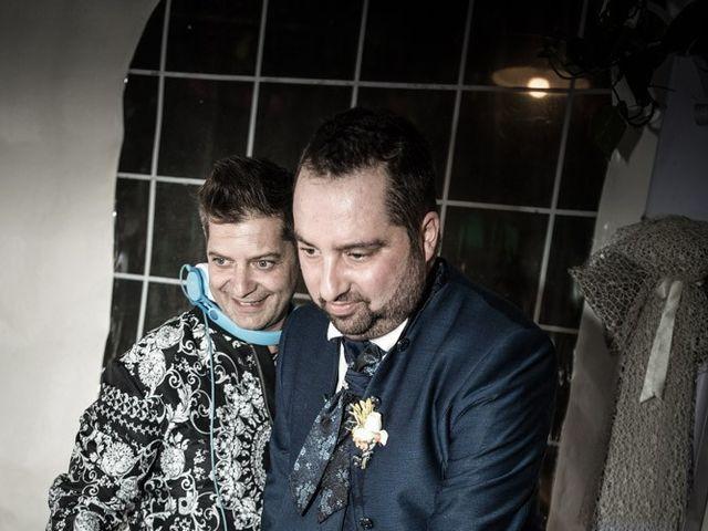 Il matrimonio di Dario e Jennifer a Mazzano, Brescia 281