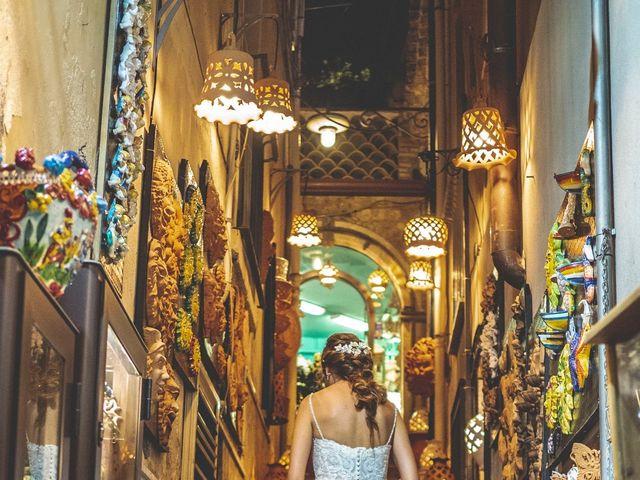 Il matrimonio di Andrea e Francesca a Catania, Catania 30