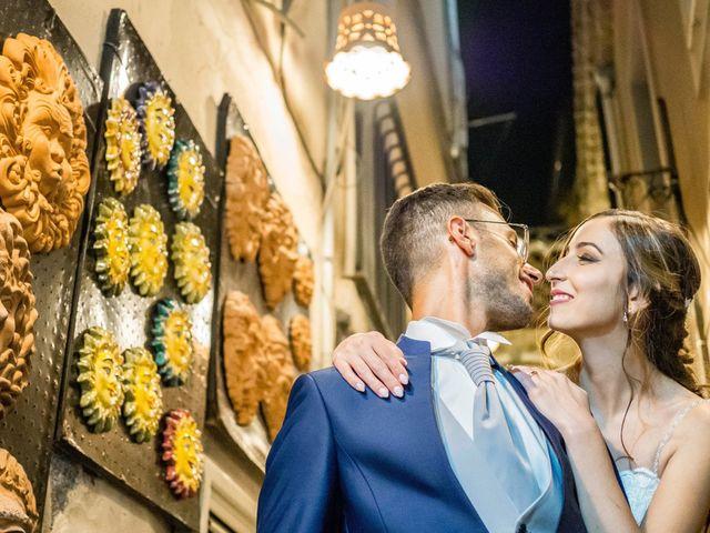 Il matrimonio di Andrea e Francesca a Catania, Catania 1