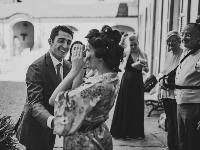 Il matrimonio di Nicola e Ludovica a Bodio Lomnago, Varese 6